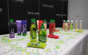 Na Oriflamu predstavili prenovljeno linijo izdelkov Love Nature z Ekologi brez meja