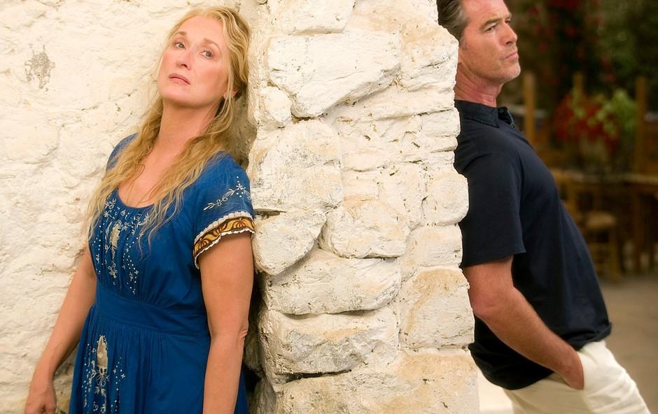 Začelo se je snemanje nadaljevanja muzikala Mamma Mia! (foto: profimedia)