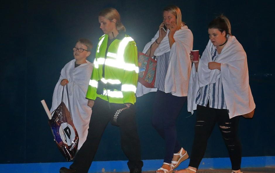 Brezdomec pomagal žrtvam manchestrskega napada, zdaj drugi pomagajo njemu (foto: profimedia)