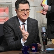 Komik Colbert ne bo kaznovan zaradi nesramnosti do Trumpa