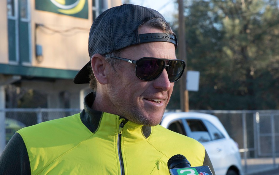 Lance Armstrong se je zaročil (foto: profimedia)