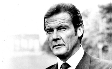 Roger Moore - igralec, ki je posnel največ filmov o agentu 007
