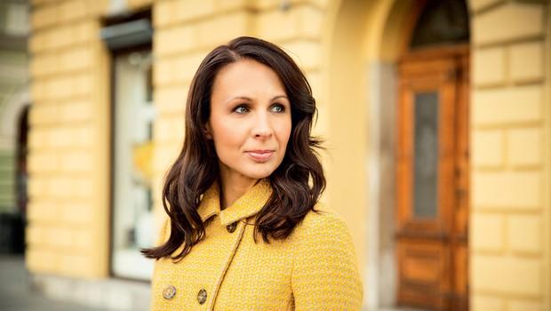 """Psihoterapevtka dr. Saša Krajnc: """"Pridnost je neke vrste dresura v podrejenost"""" (foto: Dražen Štader)"""