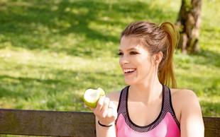 Anja Susič z videi na YouTubu spodbuja k zdravemu življenju