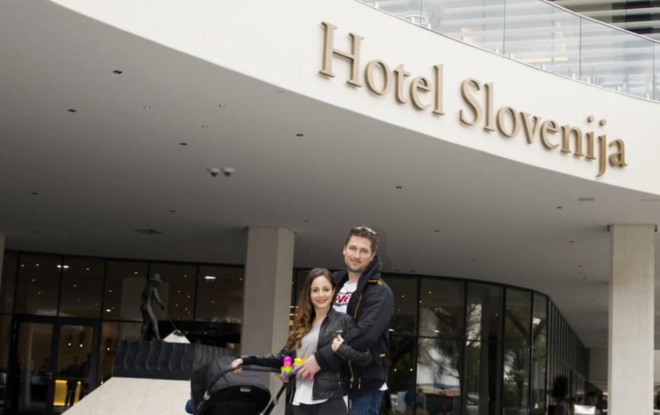 Mind Hotel Slovenija - prva izbira številnih zvezdnikov (foto:  Nina Dobrilović)