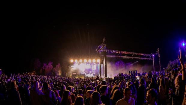 """O največjem koncertu na plavajočem odru sredi Ljubljanice: """"Citypark je špica!"""" (foto: Robert Krumpak, Žiga Intihar)"""