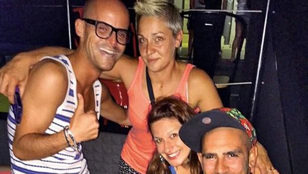 V Big Brotherju razočarana v ljubezni, zdaj pa Ana Mari Panker kar cveti (foto: Govori.se)