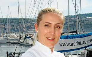 Alma Rekić ustvarja novo kulinarično zgodbo v Kopru!