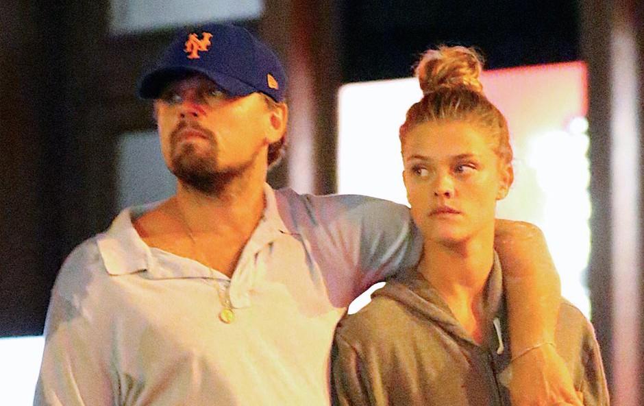 DiCaprio spet samski - z Nino sta se razšla (foto: Profimedia)