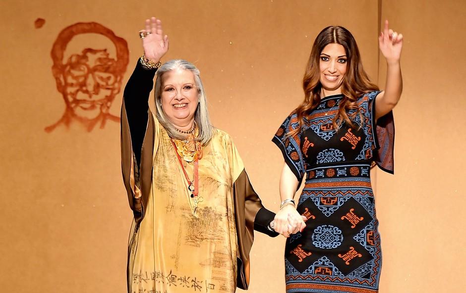 Preminila modna oblikovalka Laura Biagiotti (foto: Profimedia)