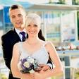 Tadeja Ornik in Boris Grubar: Sanjska poroka v Europarku