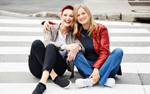 Lucija Ćirović in Alenka Kozolc Gregurić: Vsestranski dami