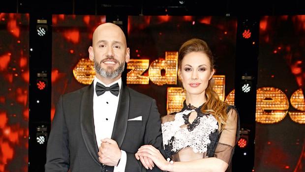 Tara Zupančič in Peter Poles (Zvezde plešejo): Kakšna pot ju čaka? (foto: Aleksandra Saša Prelesnik )