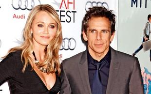 Ben Stiller: Kot zakonski mož se ni dobro obnesel