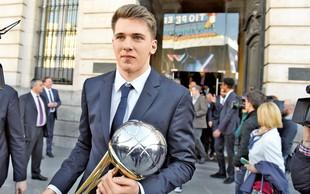 Luka Dončić: Postaja svetovna košarkarska zvezda