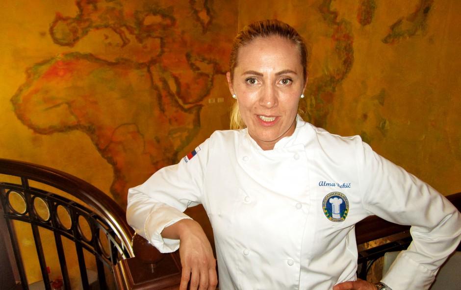 Alma Rekić: Z nadgradnjo znanja do uspeha (foto: Arhiv revije lea)