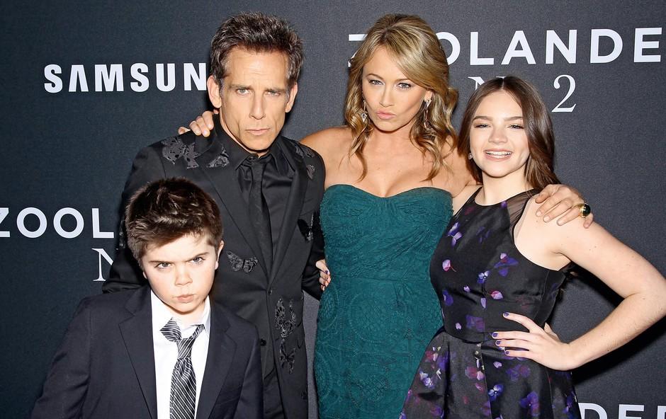 Ben Stiller in žena sta se razšla (foto: Profimedia)