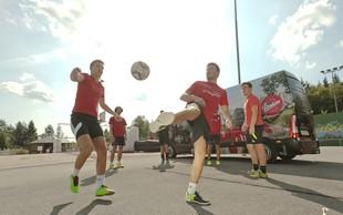 Osvoji brezplačno vstopnico za ogled tekme med Slovenijo in Malto
