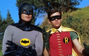 Umrl po vlogi Batmana poznani ameriški igralec Adam West