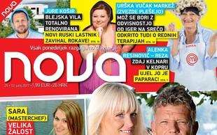Miro in Marina (Ljubezen na deželi): Kmečka ohcet - razkrivamo vse! Več v novi Novi!