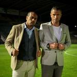 Laško napoveduje največjo stavo dveh legend! (foto: Laško PRESS)