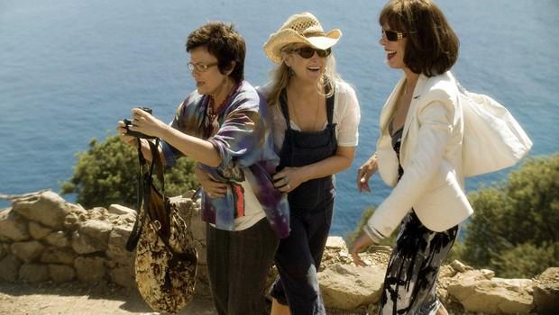 Na hrvaškem otoku Vis naj bi snemali nadaljevanje muzikala Mamma mia! (foto: profimedia)