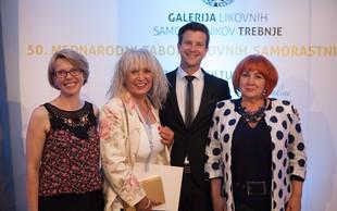 Edinstvena galerija na svetu slovesno začela 50. tabor