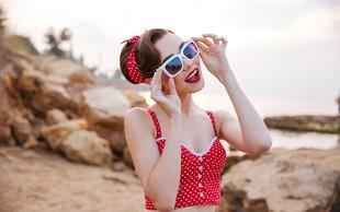 Maja Sotlar: Z očali, kupljenimi na bencinskih črpalkah, si lahko pokvarite vid!