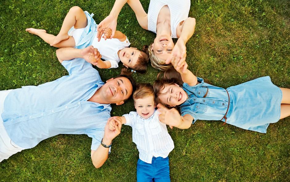Trening starševstva - zakaj pa ne?! (foto: Shutterstock)