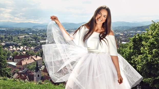 Videospot za pesem Vse bo ok si lahko že ogledate na njenem profilu na Facebooku in kanalu na You Tubu. (foto: Tibor Golob)