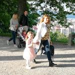 Rebeka Dremelj: Lepi trenutki s hčerkama mi pomenijo največ! (foto: Tibor Golob)