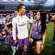 Cristiano Ronaldo: V veselem pričakovanju?