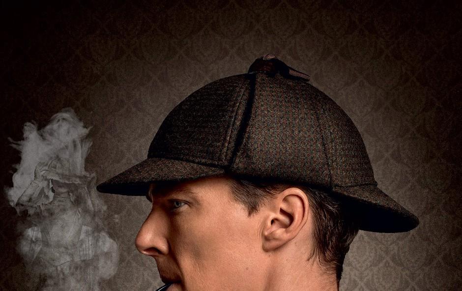 Sherlock Holmes - dve seriji o legendarnem detektivu! (foto: Arhiv)