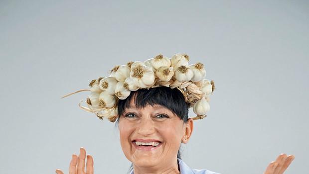 Alenka Resinovič – Reza: Dela v strežbi (foto: Alpe, POP TV)