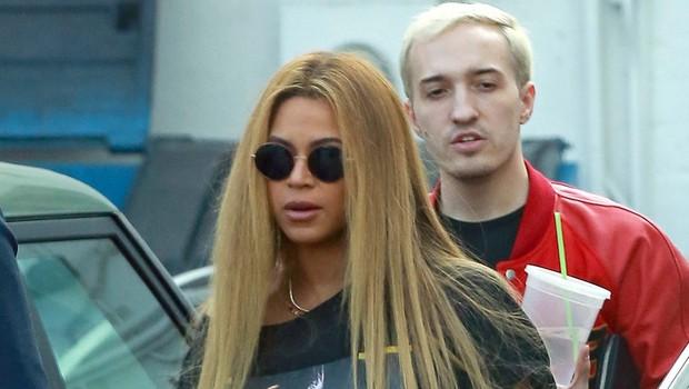 Ameriški mediji poročajo, da je Beyonce povila dvojčka! (foto: profimedia)
