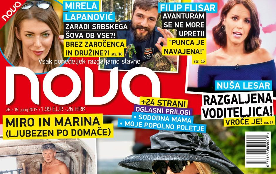 Helena Blagne: Diva na sodišču! Več v novi Novi! (foto: Nova)