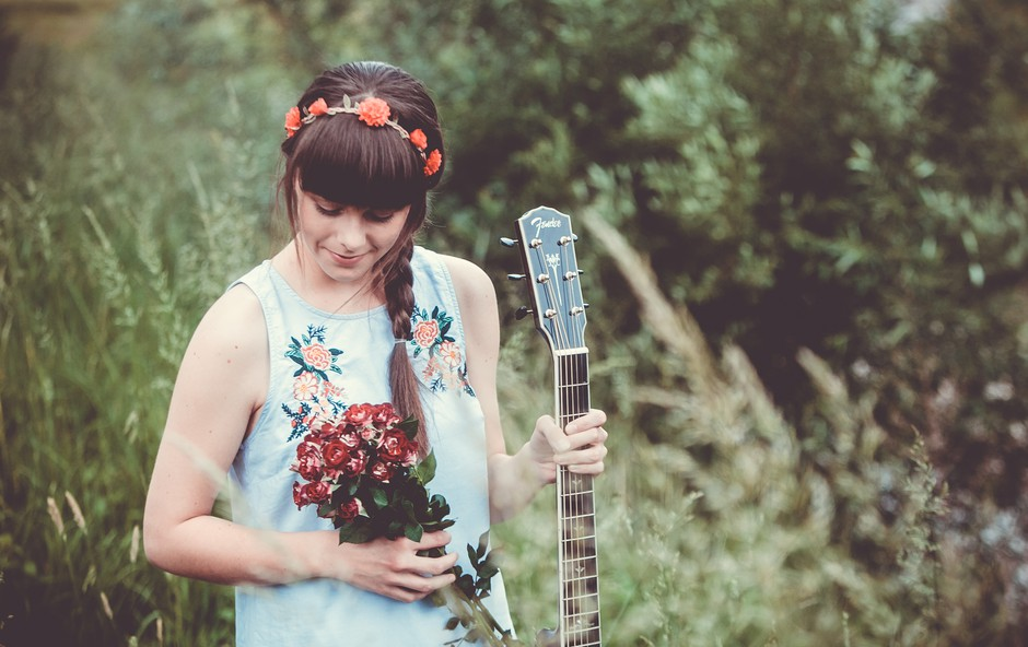 Ditka v poletje z novim singlom Po poljube (foto: Nika Hölcl Praper, fotobeležNica)