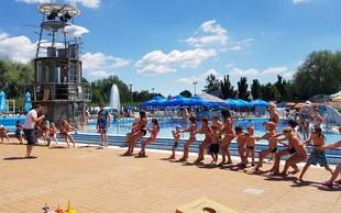 Laguna Mestna plaža Ljubljana je odprta!