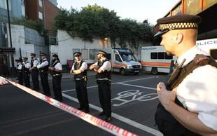 Londonski incident, ko je kombi zapeljal v vernike pred mošejo, je teroristično dejanje!