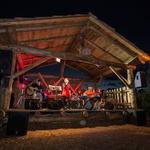 Prismojeni Koncert leta: Profesorji Bluesa in Fake Orchestra pod Šmarno goro (foto: Andrej Trošt)