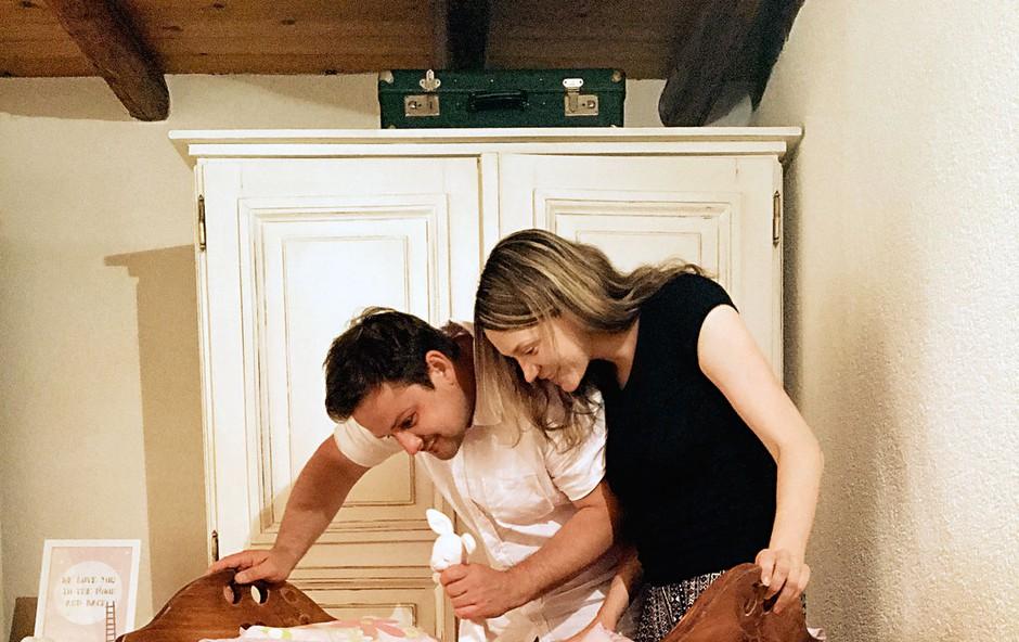 Primož Forte o očetovstvu in snemanju Ene žlahtne štorije (foto: arhiv Lady)