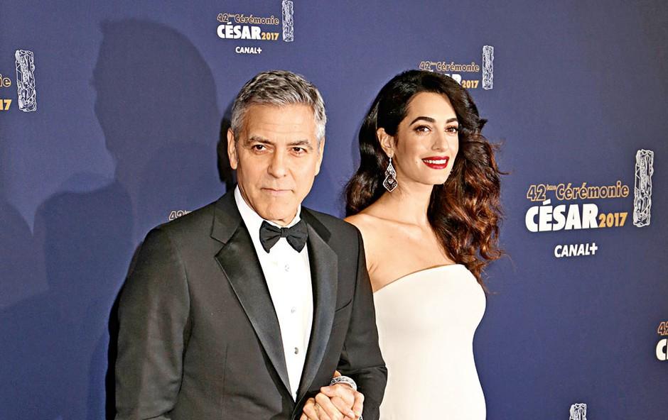George Clooney: Amal je ljubezen njegovega življenja (foto: Profimedia)