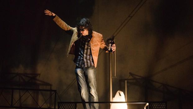 Ira Ratej (nekrolog): »Živel in gorel je za gledališče« (foto: MGL press)