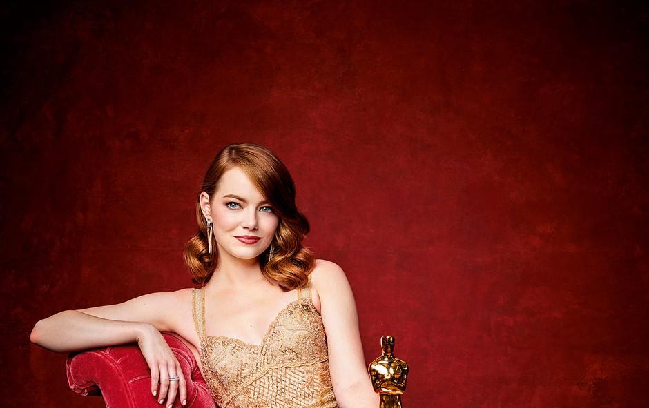Igralka Emma Stone in njen recept za uspeh (foto: Profimedia)