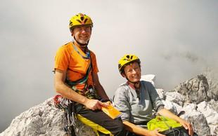"""Alpinista Roman in Nives: Hudo bolezen imenujeta """"njun petnajsti osemtisočak"""""""