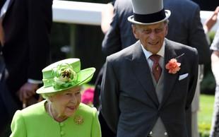 Britanskega princa Philipa zaradi infekcije sprejeli v bolnišnico