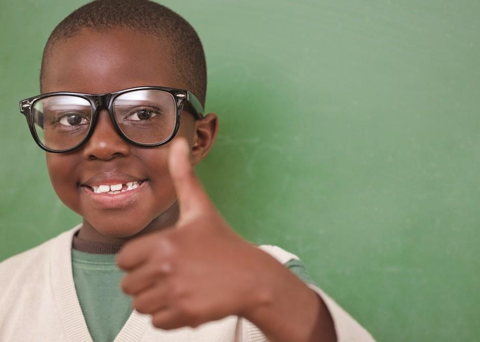 Akcija zbiranja očal (foto: Dobrodelno Press)