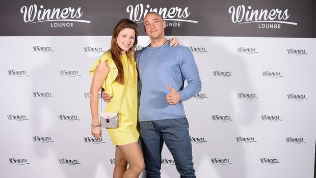 Denis Porčič  (Zvezde plešejo) presenetil z modnim videzom! (foto: Goran Vadlja Kamenjašević)