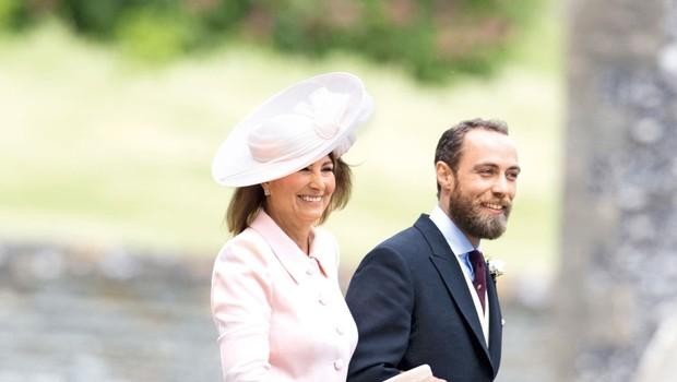 Skrivno življenje Jamesa Middletona, brata vojvodinje Kate (foto: Profimedia)