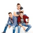 Skupina Gadi: Trije očki ustvarjajo uspešnice